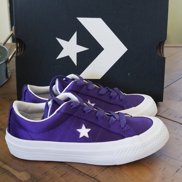 Suitable Cheap Price Girls Converse One Star Ox Shoes